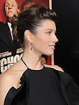 Jessica Biel attends the Fox Searchlight Premiere of Hitchcock held at The Academy of Motion Pictures,Arts & Sciences in Beverly Hills, California on November 20,2012                                                                               © 2012 DVS / Hollywood Press Agency