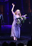 """Kerry Butler  during the Broadway Opening Night Performance Curtain Call for """"Beetlejuice"""" at The Winter Garden on April 25, 2019 in New York City."""