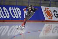 SPEEDSKATING: Calgary, The Olympic Oval, 08-02-2020, ISU World Cup Speed Skating, 5000m Men Division B, Kaleb Muller (CAN), ©foto Martin de Jong