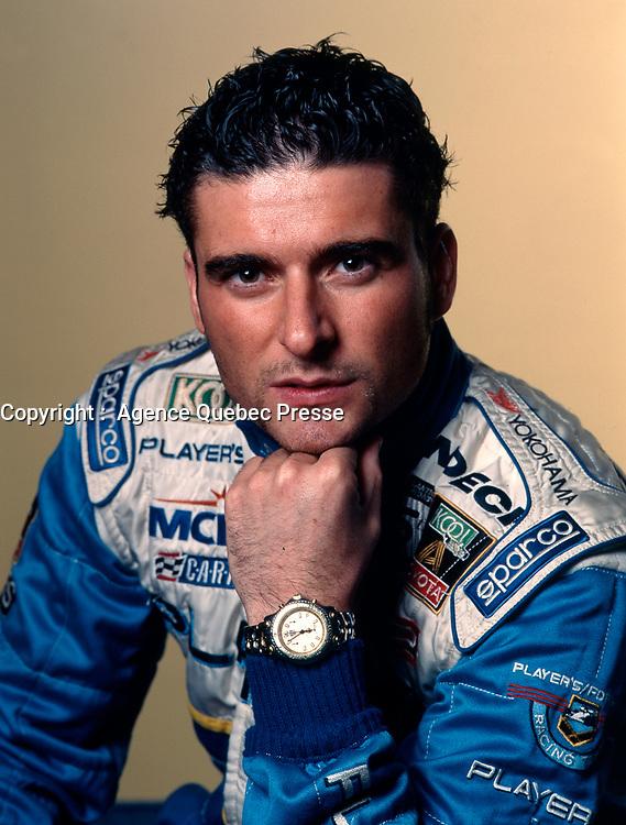 1999 File photo (exclusive) Alexandre Tagliani