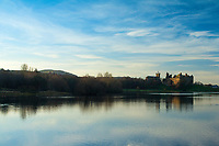 Linlithgow Palace and Linlithgow Loch, Linlithgow, West Lothian