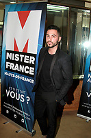 Alban Bartoli - Election de Mister France 2017 au Théatre le Palace - Paris, France - 14/03/2017