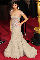 HOLLYWOOD, LOS ANGELES, CA, USA - MARCH 02: Jenna Dewan-Tatum at the 86th Annual Academy Awards held at Dolby Theatre on March 2, 2014 in Hollywood, Los Angeles, California, United States. (Photo by Xavier Collin/Celebrity Monitor)