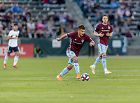 Commerce City, CO - Friday, May 3, 2019: The Vancouver Whitecaps defeated the Colorado Rapids 3-2 at Dick's Sporting Goods Park in Major League Soccer action.