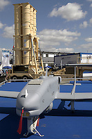 - Unmanned Aerial Vehicles (UAV) produced by IAI, Israel Aircraft Industries....- velivoli senza pilota (UAV) prodotti dalla IAI, Industrie Aeronautiche Israeliane