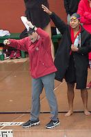 Stanford, California - Friday, January 22, 2016:<br /> Stanford Men's and Women's swimming v. Arizona State University at Avery Stadium, Palo Alto, Calif.