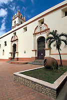 Cuba, Iglesia La Merced in Camagüey, Unesco-Weltkulturerbe