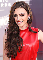 LOS ANGELES, CA, USA - AUGUST 24: Cher Lloyd at the 2014 MTV Video Music Awards held at The Forum on August 24, 2014 in the Los Angeles, California, United States. (Photo by Xavier Collin/Celebrity Monitor)