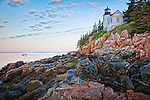 Bass Harbor Head Light, Acadia National Park, ME