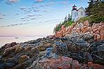 Bass Harbor Head Light, Acadia National Park, ME