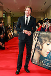 Director Tom Hooper poses for the cameras during the Japan premiere of The Danish Girl on March 9, 2016, Tokyo, Japan. Eddie Redmayne with his wife Hannah Bagshawe came to Japan to greet fans during the red carpet for the movie The Danish Girl. The film was nominated in four categories at the Academy Awards with Best Supporting Actress going to Alicia Vikander. Redmayne who won Best Actor at the Academy Awards in 2015 lost out this year in the Best Actor category to Leonardo DiCaprio. The film hits Japanese theaters on March 18. (Photo by Rodrigo Reyes Marin/NipponNews.net)