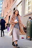 New York Fashion Week Day 2 Street Style