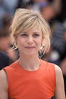 "Marina Fois 69Ëme Festival International du Film de Cannes. Photocall du film ""Pericle il Nero"""