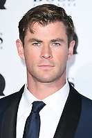 Chris Hemsworth<br /> at the GQ Men of the Year Awards 2018 at the Tate Modern, London<br /> <br /> ©Ash Knotek  D3427  05/09/2018