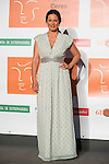Aitana Sanchez-Gijon poses for the photographers during 2015 Theater Ceres Awards photocall at Merida, Spain, August 27, 2015. <br /> (ALTERPHOTOS/BorjaB.Hojas)