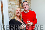 Anita Horan from Strand Road with her husband Jeffrey, celebrating her birthday in Bella Bia on Friday