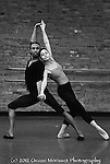 Dance Theater of Harlem rehearsals