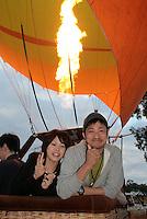 20120713 July 13 Hot Air Balloon Cairns