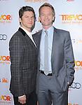 Neil Patrick Harris & David Burtka at Trevor Live At The Hollywood Palladium in Hollywood, California on December 04,2011                                                                               © 2011 Hollywood Press Agency