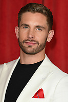 Adam Woodward<br /> arriving for The British Soap Awards 2019 at the Lowry Theatre, Manchester<br /> <br /> ©Ash Knotek  D3505  01/06/2019