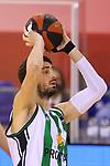 League ACB-ENDESA 2020/2021.Game 15.<br /> FC Barcelona vs Club Joventut Badalona: 88-74.<br /> Ante Tomic.