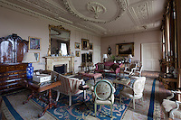 The elegant hodgepodge of the drawing room