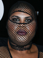 WEST HOLLYWOOD, CA, USA - OCTOBER 31: EJ Johnson arrives at Adam Lambert's 2nd Annual Halloween Bash held at Bootsy Bellows on October 31, 2014 in West Hollywood, California, United States. (Photo by Xavier Collin/Celebrity Monitor)