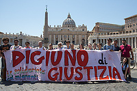 03.07.2019 - Fasting Of Justice In Solidarity With Migrants – Padre Alex Zanotelli