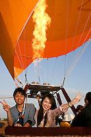 20121122 November 22 Hot Air Balloon Cairns