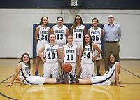 7th & 8th Grade Girls Basketball Team & Individuals 10/18/18