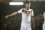 Germany's Mustafi during international friendly match.November 18,2014. (ALTERPHOTOS/Acero)