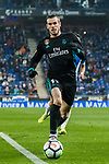 Gareth Bale of Real Madrid in action during the La Liga 2017-18 match between RCD Espanyol and Real Madrid at RCDE Stadium on 27 February 2018 in Barcelona, Spain. Photo by Vicens Gimenez / Power Sport Images