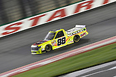 NASCAR Camping World Truck Series<br /> Buckle Up In Your Truck 225<br /> Kentucky Speedway, Sparta, KY USA<br /> Thursday 6 July 2017<br /> Matt Crafton, Jack Links / Menards Toyota Tundra<br /> World Copyright: Logan Whitton<br /> LAT Images