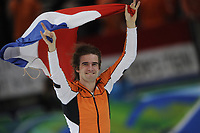 SPEEDSKATING: VANCOUVER (CAN): Olympics,  Mark Tuitert Vancouver 200210