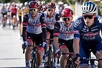Jan Polanc (SVN/UAE-Emirates)<br /> <br /> Stage 6 from Castelraimondo to Lido di Fermo (169km)<br /> <br /> 56th Tirreno-Adriatico 2021 (2.UWT) <br /> <br /> ©kramon