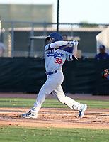 Jonny DeLuca - 2019 AZL Dodgers (Bill Mitchell)