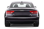 Straight rear view of a 2009 - 2011 Audi A5 Ambition Luxe Sportback 5-Door Hatchback.