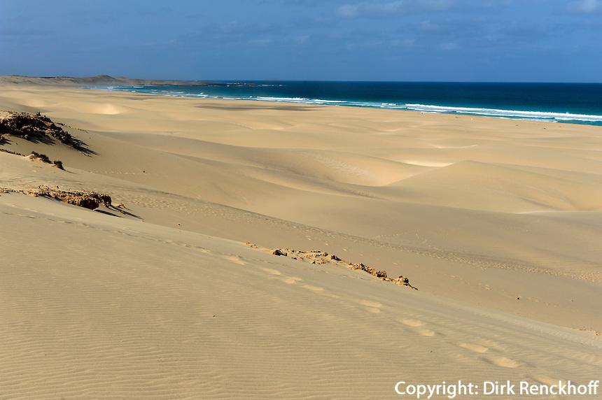 Praia da Chave, Boa Vista, Kapverden, Afrika