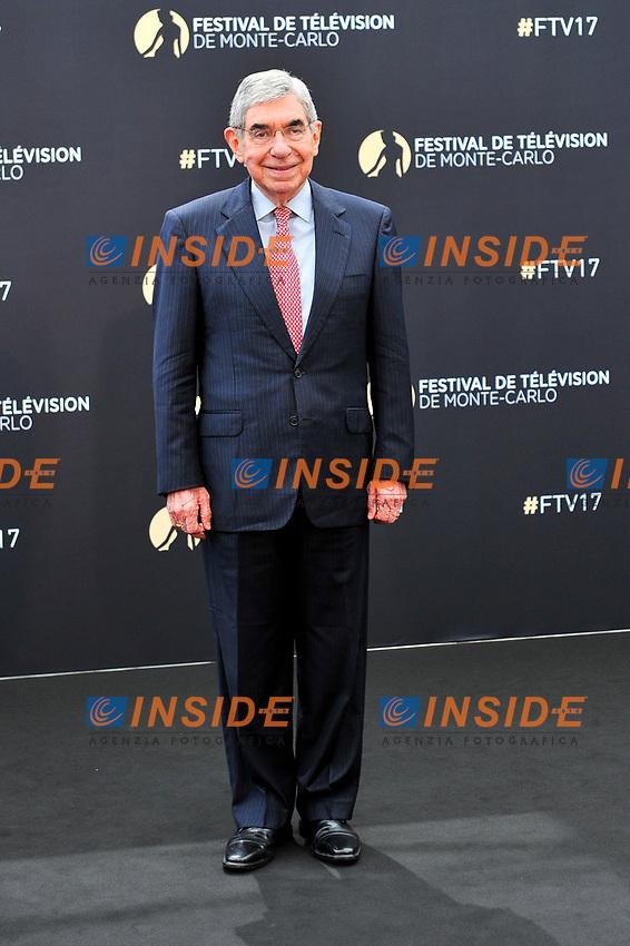 Oscar Arias (Prix Nobel) - Without a shot Fired<br /> Monaco - 20/06/2017<br /> 57 festival TV Monte Carlo <br /> Foto Norbert Scanella / Panoramic / Insidefoto