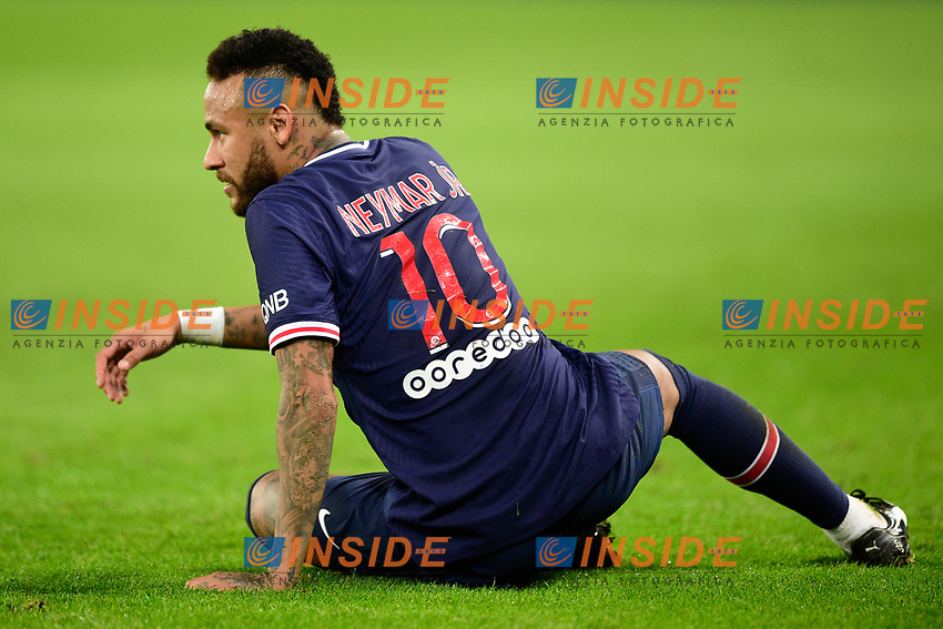 Neymar Jr (PSG) <br /> 13/09/2020<br /> Paris Saint Germain PSG vs Olympique Marseille OM <br /> Calcio Ligue 1 2020/2021  <br /> Foto JB Autissier Panoramic/insidefoto <br /> ITALY ONLY