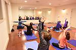 Yoga at the Mountain Top Inn Vermont