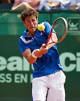 14-07-13, Netherlands, Scheveningen,  Mets, Tennis, Sport1 Open, day seven final, Robin Haase (NED)<br /> <br /> Photo: Henk Koster