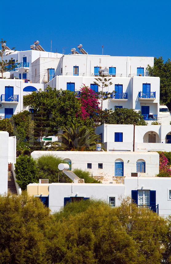 Naoussa, Island of Paros, Greece