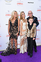 John and Claire Caudwell<br /> at the Caudwell Butterfly Ball 2017, Grosvenor House Hotel, London. <br /> <br /> <br /> ©Ash Knotek  D3268  25/05/2017
