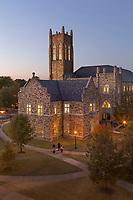 Rhodes College, Memphis, TN Barrett Library, (architects = Hanbury, Wright)