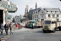 Paris- FRANCE - Sept 1967 File Photo