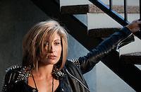 Headshot for actress/singer Sasha Buckingham