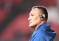 1st October 2021;  Ashton Gate Stadium, Bristol, South Gloucestershire, England; Gallagher Premier League rugby, Bristol Bears versus Bath Rugby: Pat Lam Director of Rugby for Bristol Bears