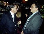 BERTHOLD VON STOHRER E GIANNI DE MICHELIS<br /> COMPLEANNO ELSA MARTINELLI AL JEFF BLYNN'S   ROMA 2000