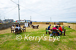 McMunns Outdoor dining area in Ballybunion on Sunday